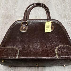 Brahmin melbourne bags caitlin taupe pardalis